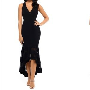 Xscape Flounce Dress